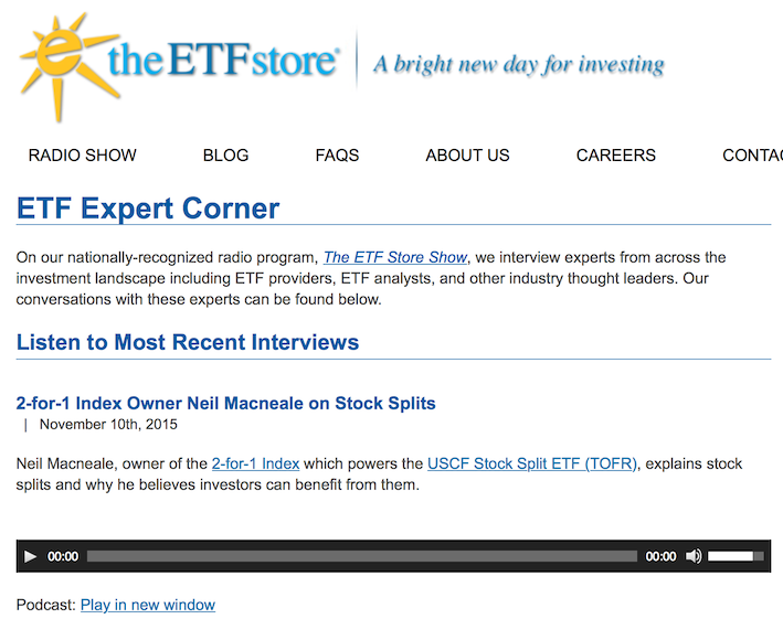 ETF Store
